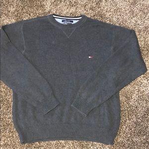 Tommy Hilfiger Grey Sweater